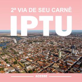 2ª Via de seu carnê IPTU