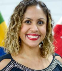Secretária de Relações Institucionais e Comunicação - Ilma. Sra. Fabíola de Araujo Correia