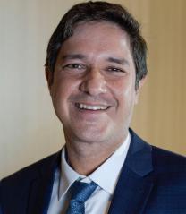 Vice-Prefeito do Município de Barretos - Dr. Gustavo Abrão Sasdelli