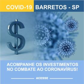 COVID-19 - Investimentos na Cidade de Barretos