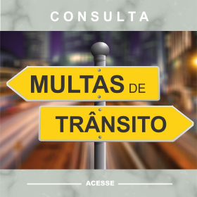 Consulta de Multas de Trânsito