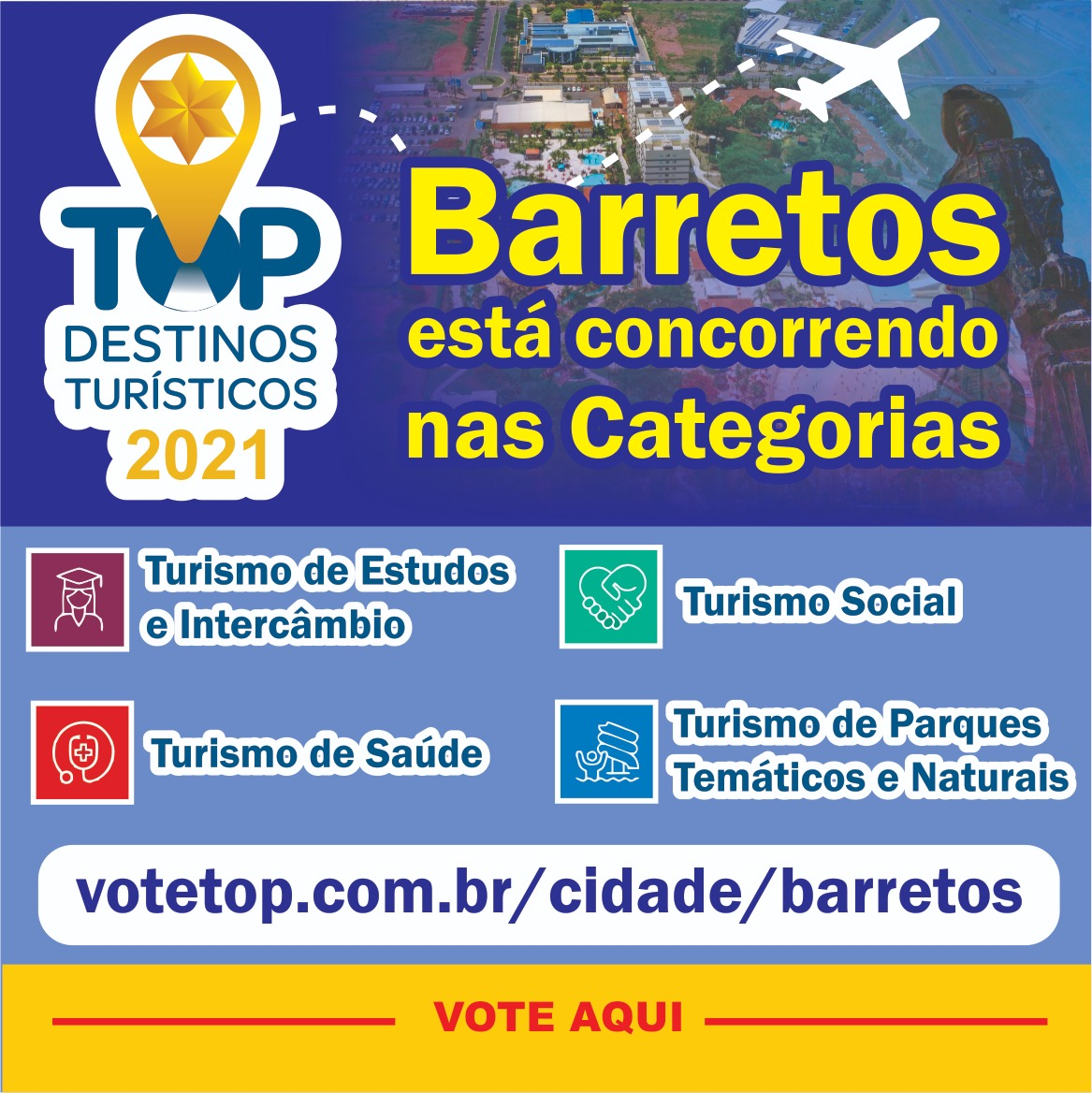 Votação Turismo